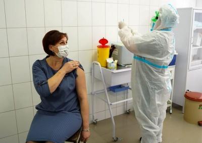 Стало відомо, скільки буковинців уже вакцинувалися проти коронавірусу