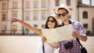 Анекдот дня: про туристів