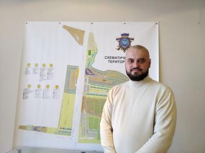 «Що «Калинка скоро загнеться», чую 30 років»: інтерв'ю з новим директором Калинівського ринку