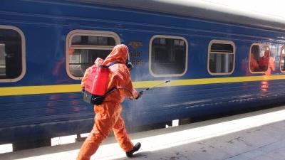«Укрзалізниця» призупиняє сполучення ще з однією областю з «червоної зони»