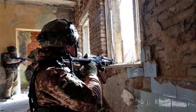 Окупанти минулої доби десять разів зривали «тишу» на Донбасі