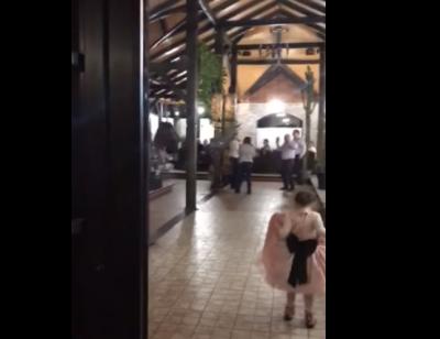 Гучні вечірки у Чернівцях продовжуються: святкували у ресторані у парку - відео