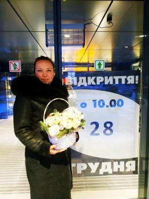 Керівниця чернівецького «АТБ» Оксана Баранська: «Якщо любити те, що робиш, навіть неможливе стане можливим»*