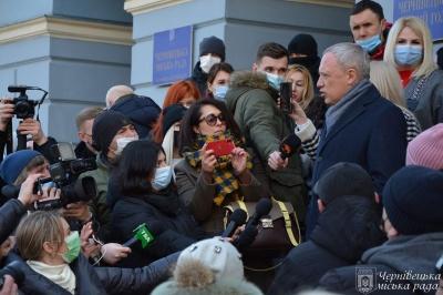 «Нехитрі фокуси»: Клічук відреагував на критику з боку голови ОДА