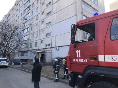 У Бердянську стався вибух у багатоповерхівці: є жертви