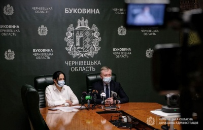 Осачук обурився через ковідну лікарню Чернівців, яка здає в оренду дефіцитні площі