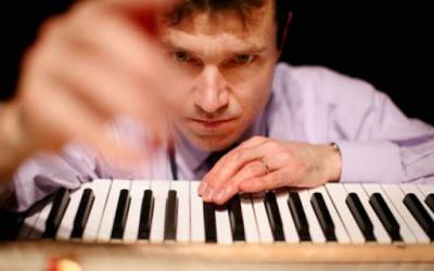 Анекдот дня: про піаніно в психлікарні