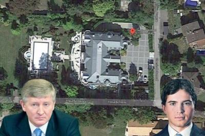 Син Ахметова купив віллу у Швейцарії за 2 мільярди гривень