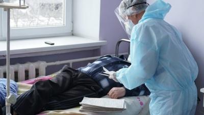 У лікарні у Хотині лікують чотирьох чернівчан з коронавірусом
