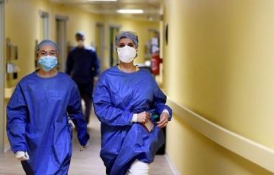 Лікарка спрогнозувала спад нової хвилі коронавірусу в Україні