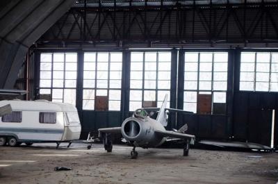 Літак із Садгори досі не реставрували: грошей на це немає