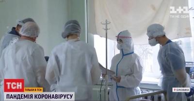 """На Буковині інтерни допомагають лікарям у COVID-відділеннях – розповіли про свої """"найстрашніші дні"""""""