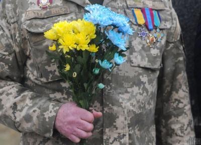 Зеленський відзначив нагородами добровольців, більшість – посмертно
