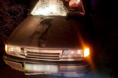 ДТП на Буковині: водій наїхав на жінку-пішохода, яка йшла по дорозі