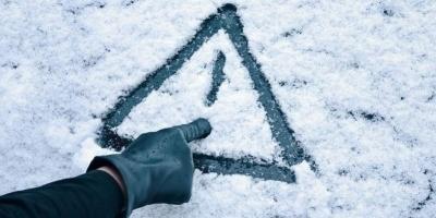 Синоптики попередили буковинців про сніг та сильний вітер