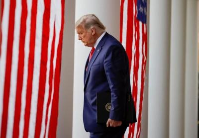 Трамп засмутився баном у Twitter більше, ніж поразкою на виборах - племінниця екс-президента США