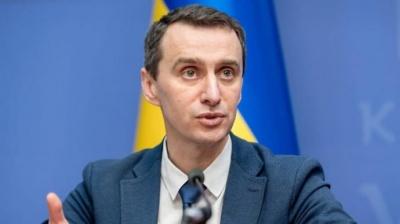Головний санлікар України захворів на коронавірус після вакцинації
