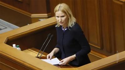 Ймовірність запровадження нового локдауну в Україні «дуже висока», – заступниця голови ВР