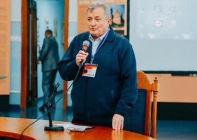 У Чернівцях пішов з життя відомий вчений, завідувач кафедри ЧНУ Леонід Політанський
