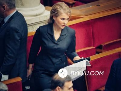 У мережі активно обговорюють новий образ Юлії Тимошенко