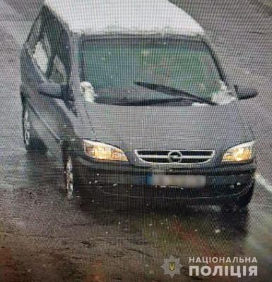 На Буковині поліція розшукує крадія легкового авто – фото