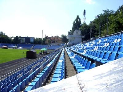 На стадіоні «Буковина» планують реконструювати спортарену і басейн