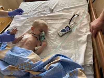 Врятований торік від коронавірусу хлопчик з Вінниччини помер у лікарні