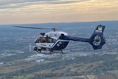 В Україні відновлюють систему аеромедичної евакуації: Буковина увійшла до пілотного проекту