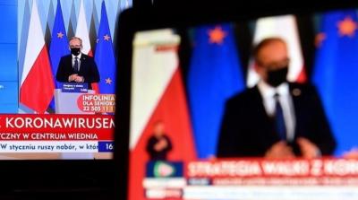 У Польщі оголосили про тритижневий локдаун