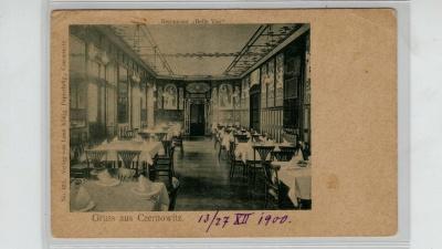 Невідома Буковина: історія знаменитої кав'ярні Belle Vue