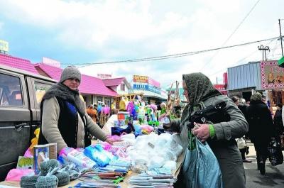 Невідома Буковина: чому вхід на Калинівський ринок був платним