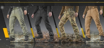 Якісний одяг для військових, туристів і мисливців: ТМ «Мілітарист» - екіпіровка для всіх!*