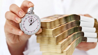 Анекдот дня: про кредит та колекторів
