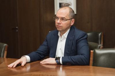 """Степанов заявив, що """"британський"""" штам коронавірусу присутній по всій Україні"""