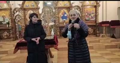 Чиновники Чернівецької ОДА ходять по церквах, закликаючи вірян вакцинуватися проти ковіду