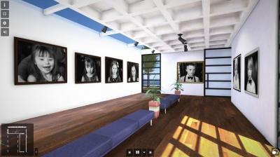 У Чернівцях відкрили першу в світі віртуальну фотовиставку дітей із синдромом Дауна - фото