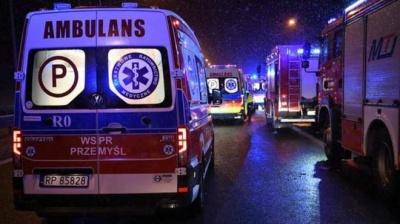 ДТП з українцями у Польщі: одна постраждала перебуває у важкому стані