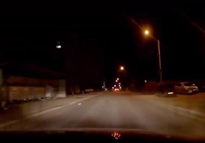 Погоня у Чернівцях: водій BMW напідпитку втікав від поліцейських - відео