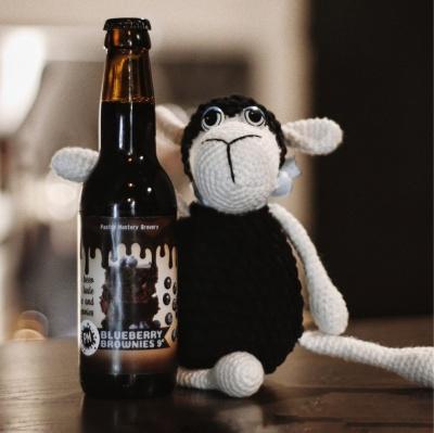 У «Чорних вівцях» - унікальне та смачне «крафтове» пиво! *