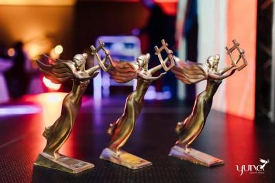 Ювілейна церемонія YUNA 2021 відбудеться у квітні