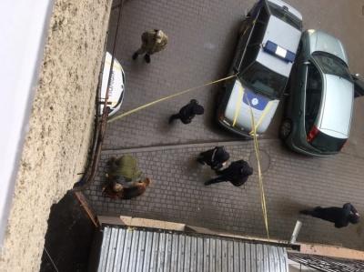 Різанина на Гравітоні: постраждав чоловік