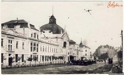 Невідома Буковина: історія чернівецького вокзалу