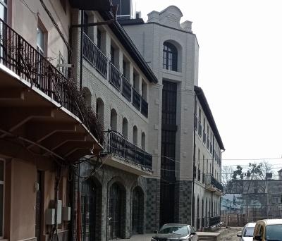 У центрі Чернівців з'явиться новий готель