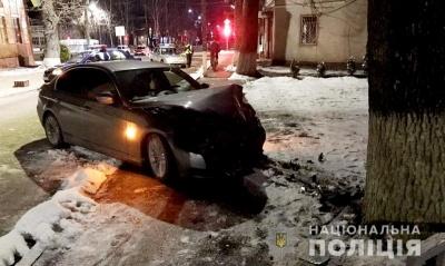 ДТП на Буковині: пасажирку госпіталізували із пошкодженням хребта
