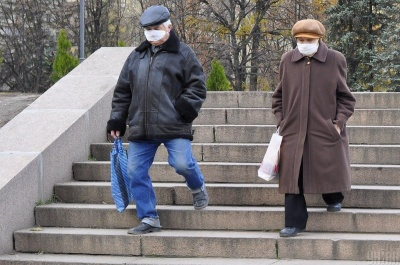 В Україні у чоловіків вища смертність від коронавірусу, ніж у жінок - НАН
