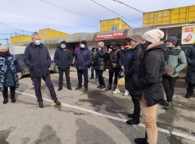 Клічук пояснив, чому закрили Калинку і закликав чернівчан не ходити на «підпільні» вечірки