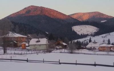 У горах Буковини посеред березня зафіксували 21 градус морозу