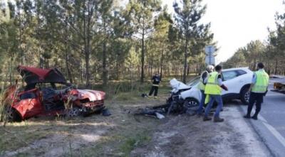 У Португалії в моторошній ДТП загинув юний чернівчанин та його наречена – фото