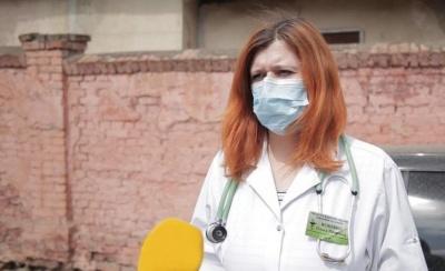 Відома лікарка із Чернівців, яка вакцинувалася, захворіла на коронавірус