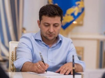 Зеленський підписав закон щодо зменшення фінансового навантаження на роботодавців